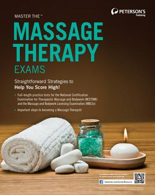 Master the Massage Therapy Exams By Peterson's (COR)